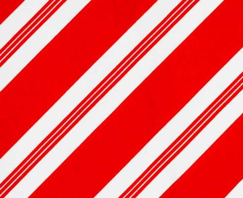 <b>Candy Cane</b> With Green And White <b>Stripes</b>. Stock Illustration ...