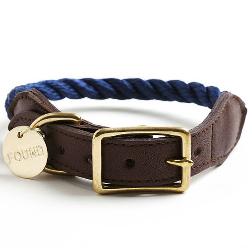 Rope Collar - Navy