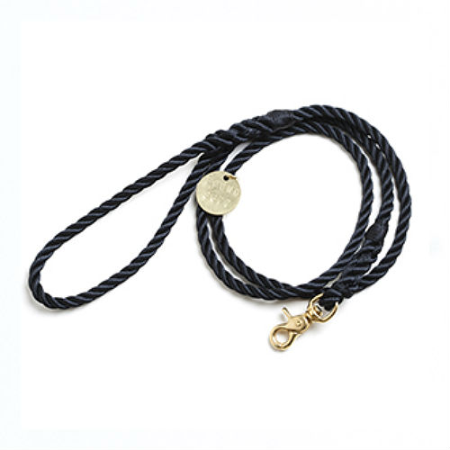 Rope Leash - Standard - Black