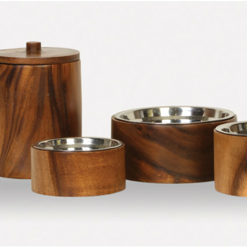 Anderson Pet Bowls & Canister