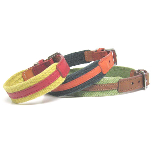 Classic Hemp Collars & Leashes