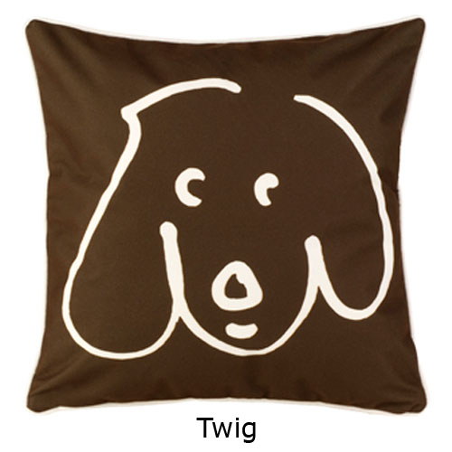 Doodle Pillow in 6 Colors