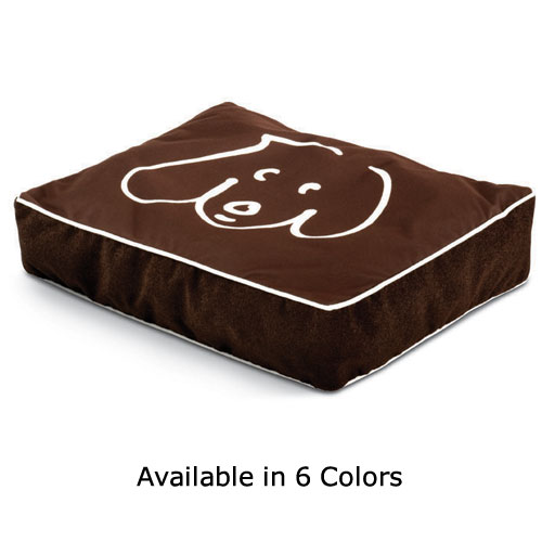 Crypton Doodle Dog Bed in 6 Colors