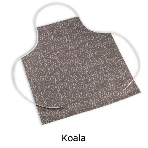 Dog Eared Apron in 3 Colors