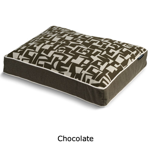 Crypton Modern Dog Bed in 4 Colors