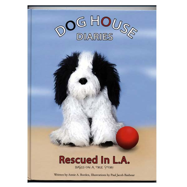 """Rescued In L.A."" Book"