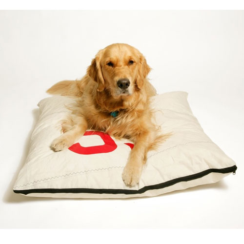 Sailcloth Dog Bed Duvet Cover