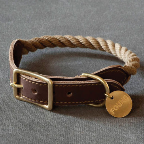 Rope Collar - Natural