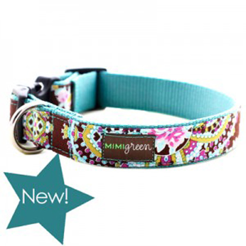 Stella Blue Collar & Leash