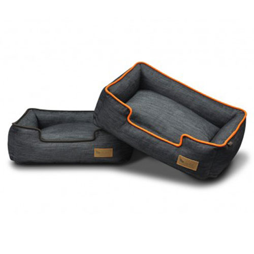 PLAY Urban Denim Lounge Pet Bed