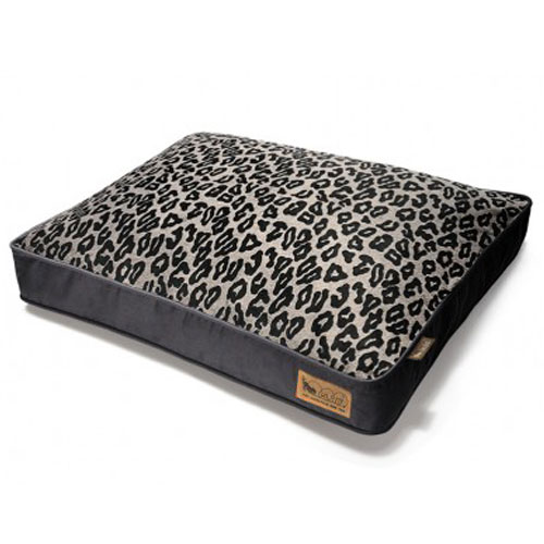PLAY Serengeti Pet Bed / Copper & Dark Grey