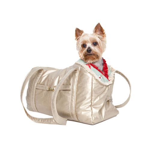Dream Pet Carrier-Gold Patent