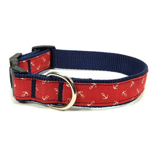 Anchors Away Collar & Leash
