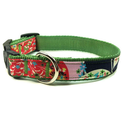 Spring Bouquet Collar & Leash