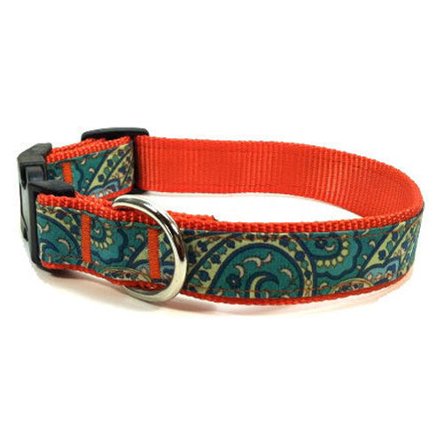 Paisley Collar & Leash