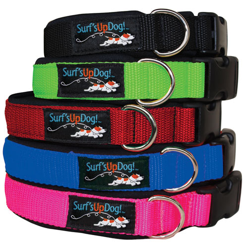 Comfy Neoprene-Lined Collars