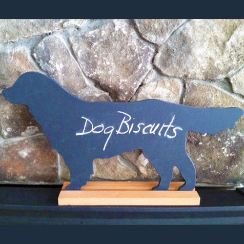 Dog Chalkboards