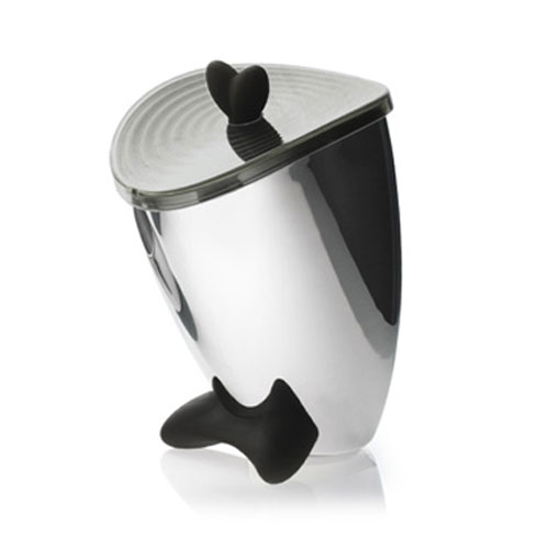 Stainless Tidbits Treat Jar