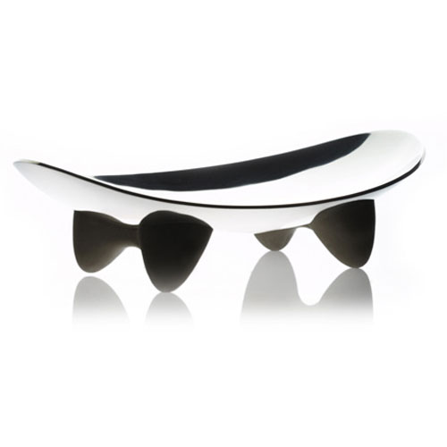 Designer Stainless Cat Bowl